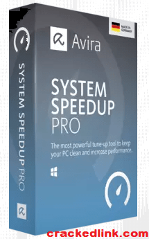 Avira System Speedup Pro 6.11.0 Crack Plus License Key 2021 [Latest] Free