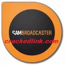 SAM Broadcaster Pro 2020.7 Crack With Registration Key Free Download