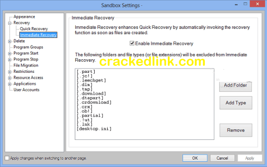 Sandboxie 5.46.1 Crack With License Key Lifetime 2021 [Latest]