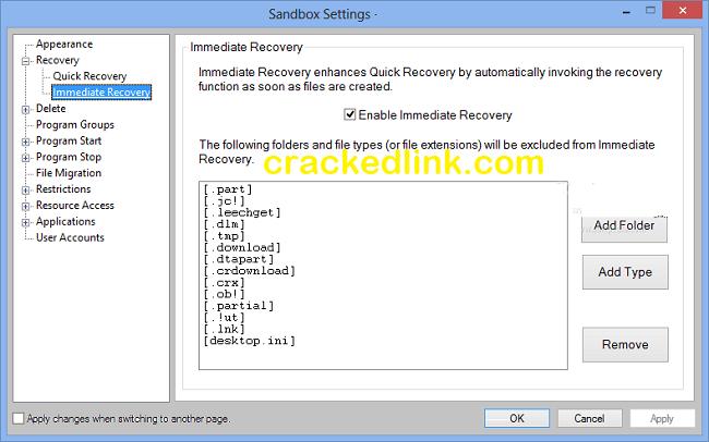Sandboxie 5.50.8 Crack With License Key Lifetime 2021 [Latest] Free