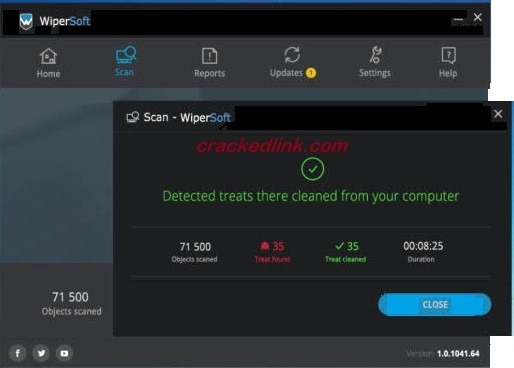 WiperSoft 2020 Crack Plus Activation Code Latest Free Download