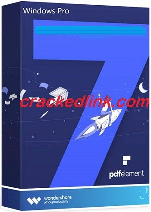 Wondershare PDFelement Pro 8 Crack With Registration Key 2020 Free