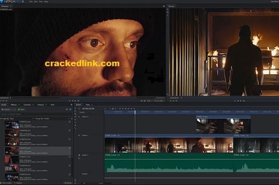 HitFilm Pro 16 Crack Plus Serial Code 2020 Latest Free Download