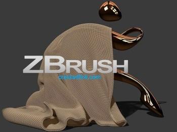 Pixologic ZBrush 2021 Crack With Keygen {Win/Mac} Free Download