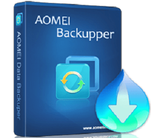 AOMEI Backupper 6.3 Crack With License Key [All Editions] Free Download