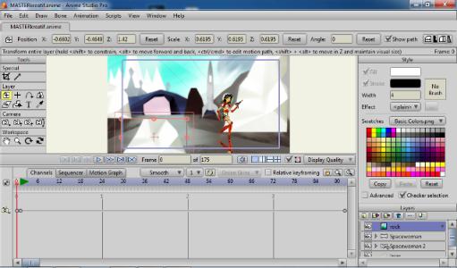 Anime Studio Pro 11.2 Crack