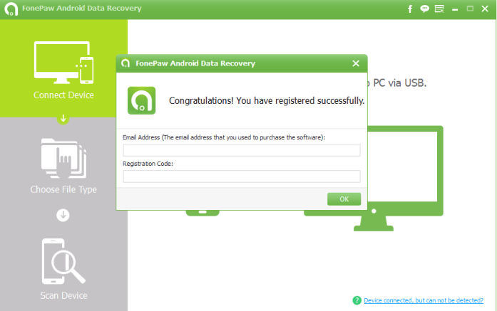 FonePaw Andriod Data Recovery Crack