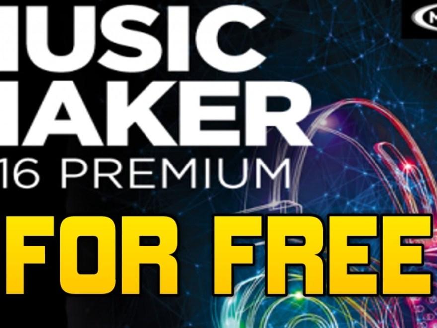 Magix Music Maker Premium Crack