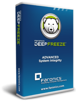 Deep Freeze Crack