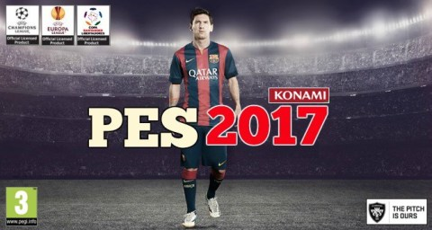 PES 2018 Cracked