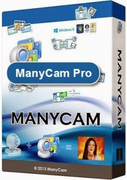 ManyCam Pro 7.8.7.51 Crack With Serial Number 2021 {Win+MAC}