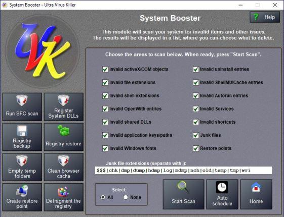 UVK Ultra Virus Killer 10.19.9.0 Crack With Key 2021