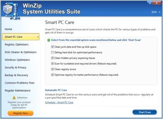 WinZip System Utilities Suite 3.14.0.28 Crack + Keygen [Win & Mac] 2021