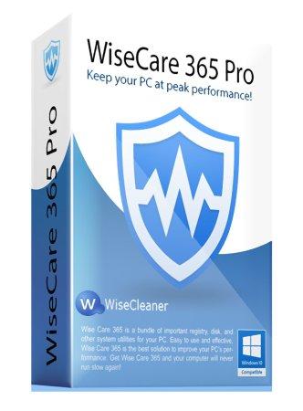 Wise Care 365 Pro 5.8.4 Build 578 Crack With Keygen Download 2021