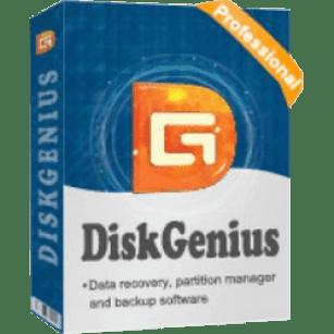 DiskGenius Professional 5.4.2.1239 Crack + License Key 2021 Full Free