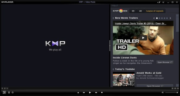 KMPlayer 4.2.2.52 Crack With Keygen 2021 {Portable} Free Download