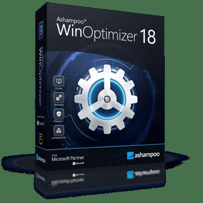 Ashampoo WinOptimizer 19.00.13 Crack + License Code (2021) Download