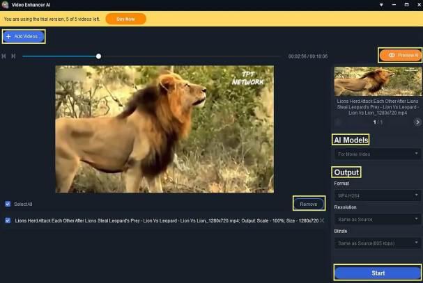 DVDFab Video Enhancer AI 1.0.1.0 Crack With Serial Key 2021 Here