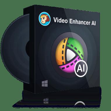 DVDFab Video Enhancer AI 1.0.1.6 Crack With Serial Key 2021 Here