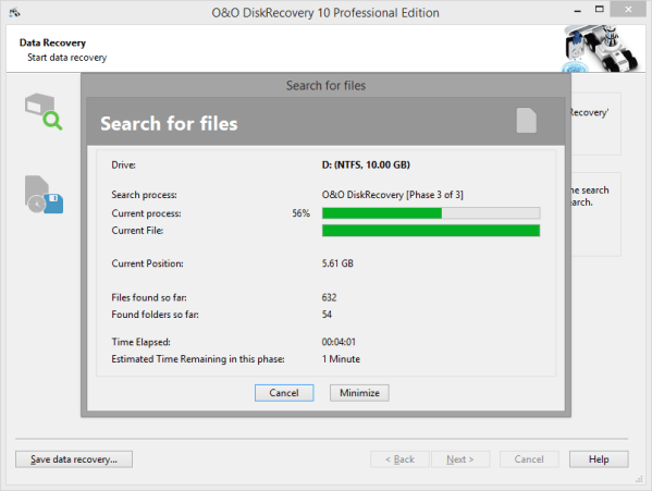 O&O DiskRecovery 14.1.145 Crack With Serial Key (Full Free) 2021