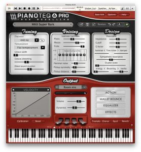 Pianoteq 6 Manual