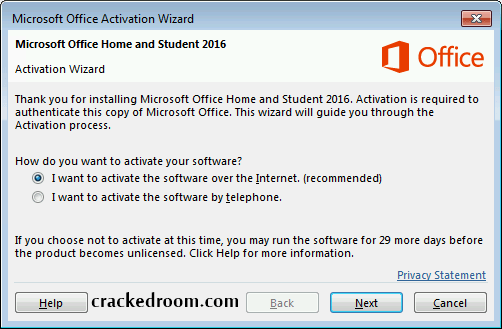 Microsoft Office Activation Key 2020