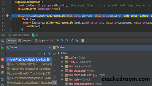 WebStorm License Key Full Download