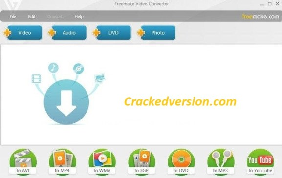 Freemake Video Converter Full Cracked