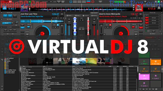 Virtual dj pro 8 crack keygen for mac os x.