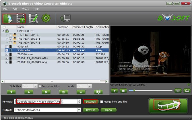 Free Download Brorsoft Video, DVD, Blu-ray Software
