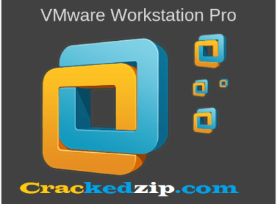 VMware Workstation Pro Crack-min