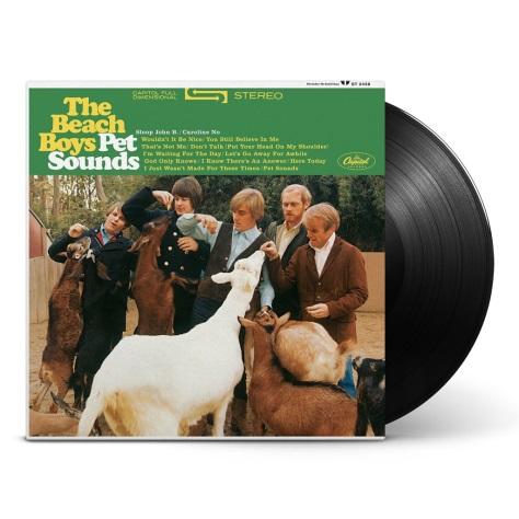 The Beach Boys - Pet Sounds Vinyl