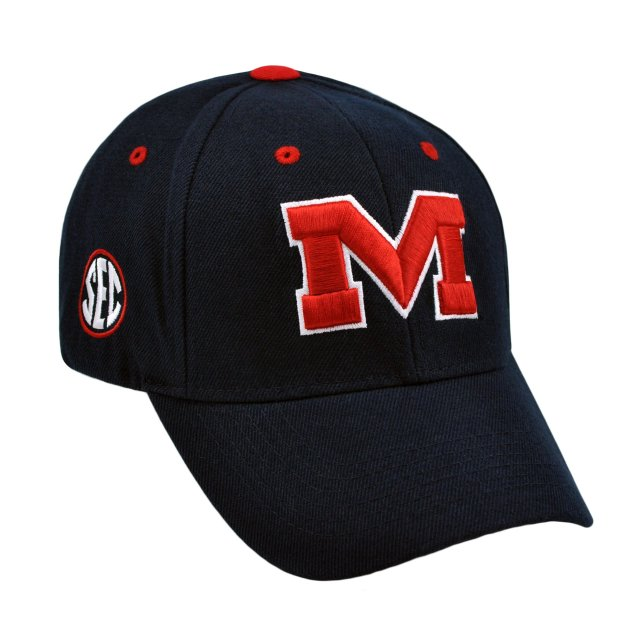 Triple Conference Hat - Ole Miss