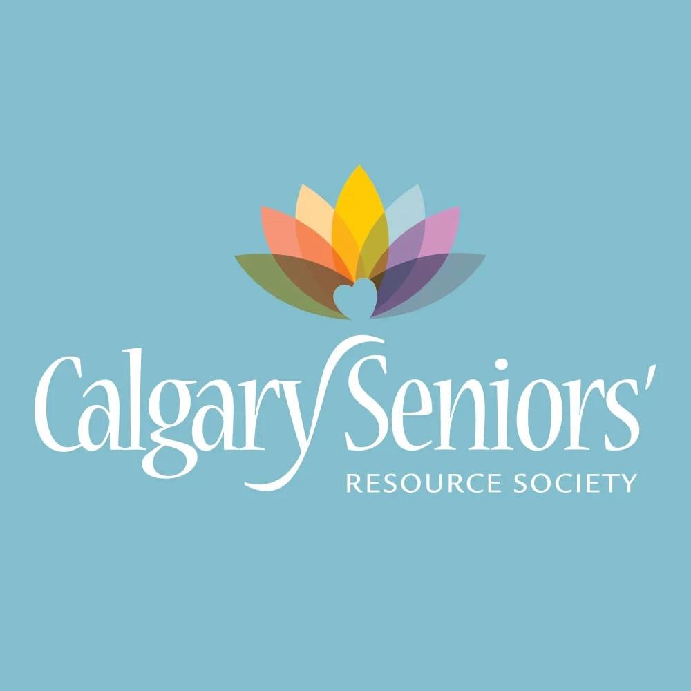 Calgary Seniors logo
