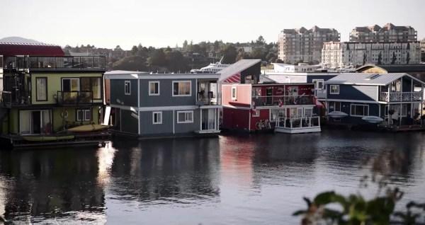 house boats yyj