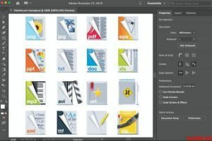 Adobe Illustrator CC 2021 25.4.0.485 Crack + Activation Key Latest [PRO]