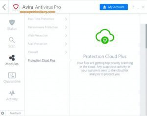 Avira Antivirus Pro Crack 2021 + License Key Free Download [Latest]