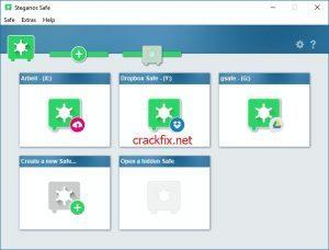 Steganos Safe 22.3.0 Crack + Serial Key Free Download (Latest 2021)