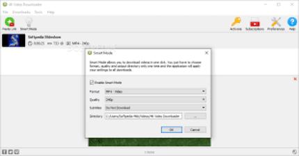 4K Video Downloader Crack 4.18.0.4480 + Licence Key 2021 Download