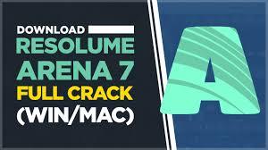 Resolume Arena 7.3.2 Crack Full+Torrent(Mac) 2021 Free Download