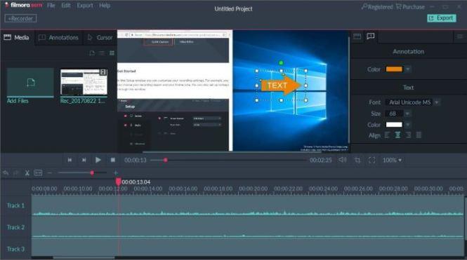 Filmora Scrn 2.0.1 Crack+Registration Code(2021) Latest