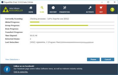 RogueKiller 14.8.6.0 Crack With License Key(Mac&WIN)Free Download