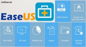 EaseUS Data Recovery 14.5.0 Crack With License Code[Latest 2021]