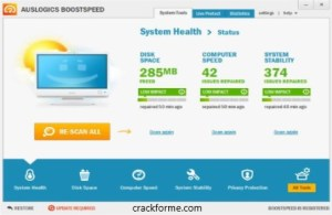 Auslogics BoostSpeed 12.1.0.1 Crack+ License Key[Keygen] Download