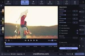 Movavi Video Converter 21.4.0 Crack + Activation Key 2021(Mac+Win)