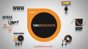 SAM Broadcaster Pro 2021.4 Crack+ Keygen (Mac/Win) Download