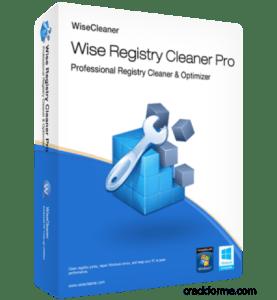 Wise Registry Cleaner Pro 11.3.4 Crack + License Key(2021) Free Download