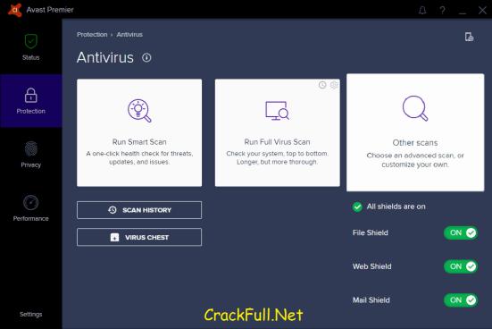 Avast Antivirus 2018 Activation Code