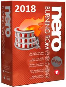 Nero Burning Rom 2018 Patch