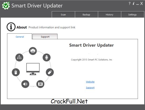 Smart Driver Updater Crack Download